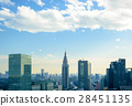 Tokyo, business, Shinjuku 28451135