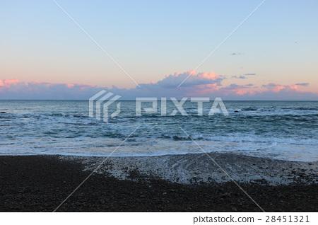석양의 바다 28451321