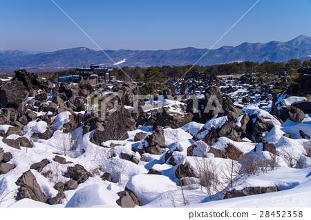 [군마현] 겨울 鬼押出し園 28452358