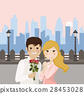 lovers, couple, love 28453028