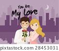 lovers, couple, love 28453031