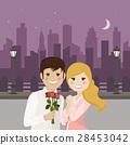 lovers, couple, love 28453042