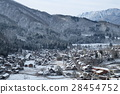 gassho, village, shirakawa-go 28454752