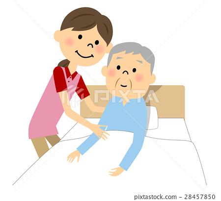 Nursing senior male 28457850
