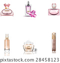 vector cosmetic bottle 28458123