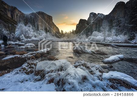 Landscape of Yosemite National Park 28458866