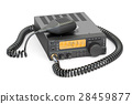 amateur radio transceiver with push-to-talk 28459877