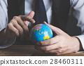 지구본, 글로벌, 국제적 28460311
