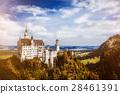 castle germany bavaria alps 28461391