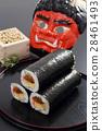 惠方壽司卷 壽司 節日 28461493