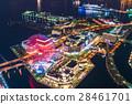 【神奈川縣】橫濱灣地區的夜景 28461701