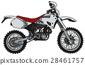 Racing  cross motorcycle 28461757