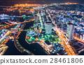 城市景觀 橫濱 夜景 28461806