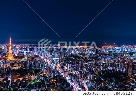 도쿄 야경 28465125