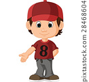 cute boy cartoon 28468604