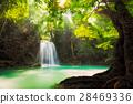 Erawan waterfall 28469336