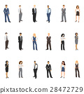 people business vector 28472729