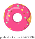 도넛, 달다, 달콤하다 28472994