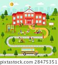 School map 28475351