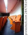观众席 椅子 座位 28475614