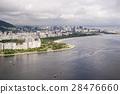 View of the cove of Botafogo in Rio de Janeiro 28476660