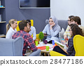 group of young people, Startup entrepreneurs 28477186