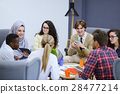 group of young people, Startup entrepreneurs 28477214