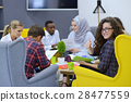 group of young people, Startup entrepreneurs 28477559