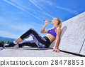 water, fitness, female 28478853