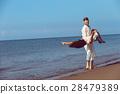 love, beach, romance 28479389