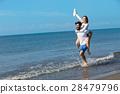 girl, guy, carrying 28479796
