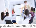 business, team, whiteboard 28480078