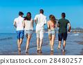 beach, friendship, people 28480257
