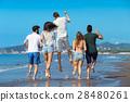 beach, friendship, people 28480261