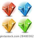 gems diamond icon 28480362