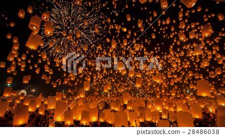 Flying Sky Lantern 28486038