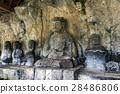 usuki stone buddhas, buddhcarved in stone, daibutsu 28486806
