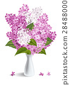 lilac bouquet spring 28488000