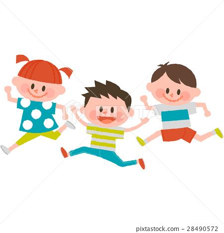 어린이들 28490572