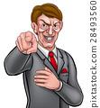 商務人士 商人 男性白領 28493560