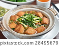 Tofu hot pot  28495679