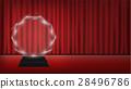 real 3d transparent acrylic trophy 28496786