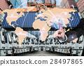 Global logistics partnership for Logistics 28497865