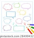 color pencil, coloured pencil, scribble 28499432