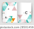 傳單 封面 顏色 28501456