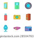 electronics icon vector 28504763