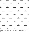 Military navy ship pattern, simple style 28506507