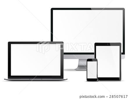 Set of electronic devices. 28507617