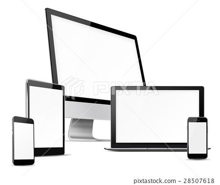 Set of electronic devices. 28507618
