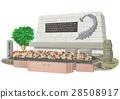 히메 유리의 탑 일러스트 28508917